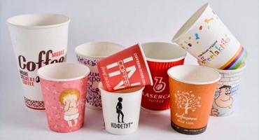 Брендированные бумажные стаканы в современном маркетинге