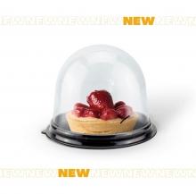 Контейнер для десертов с купольной крышкой