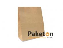Пакет бумажный на вынос 350*400*140