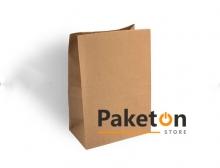 Пакет бумажный на вынос 290*230*120
