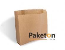 Пакет бумажный 210*210*60