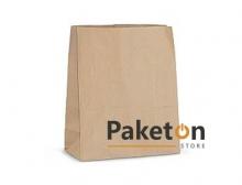 Пакет бумажный на вынос малый 280*190*115
